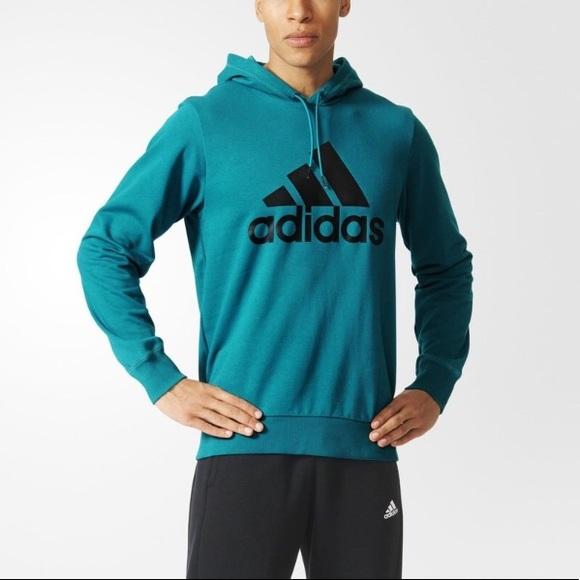 adidas sport essentials sweatshirt